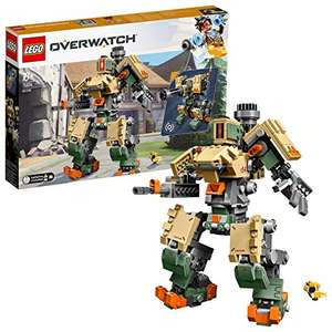 Sélection de jeux de construction Lego Overwatch en promotion - Ex : Bastion (75974)