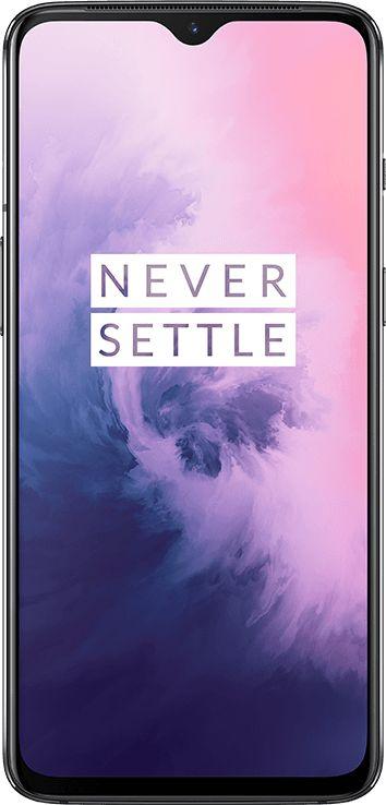 """Smartphone 6.41"""" OnePlus 7 - 8 Go de RAM, 256 Go, gris miroir (+ 45€ en SuperPoints)"""