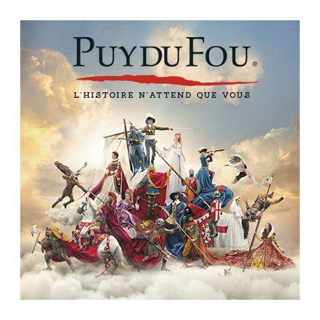 Sélection de séjours au Puy Du Fou en promotion - Ex: Séjour Parc + Hôtel pour deux personne du 26 au 27 Juin