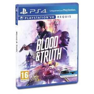 Blood & Truth sur PS4 / PS VR