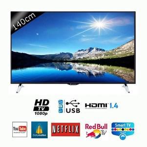 """TV LED 55"""" Continental Edison LED55B3 - Smart TV"""