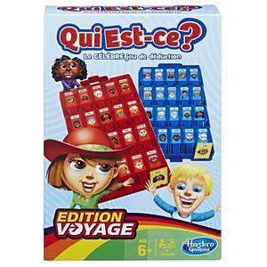 Jeu de société éditions voyage Hasbro (Modèle au choix)