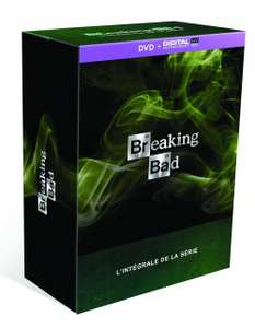 Coffret DVD Intégrale Breaking Bad - Édition collector