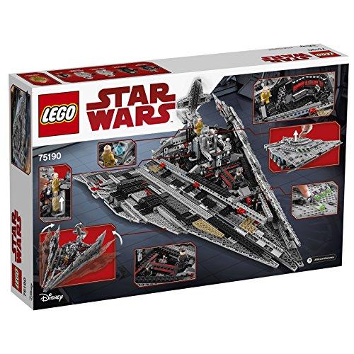 Jouet Lego Star Wars - First Order Star Destroyer (75190)