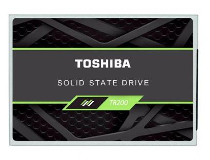 SSD Interne Toshiba TR200 (TLC 3D) - 240 Go (480 Go à 52.16€)