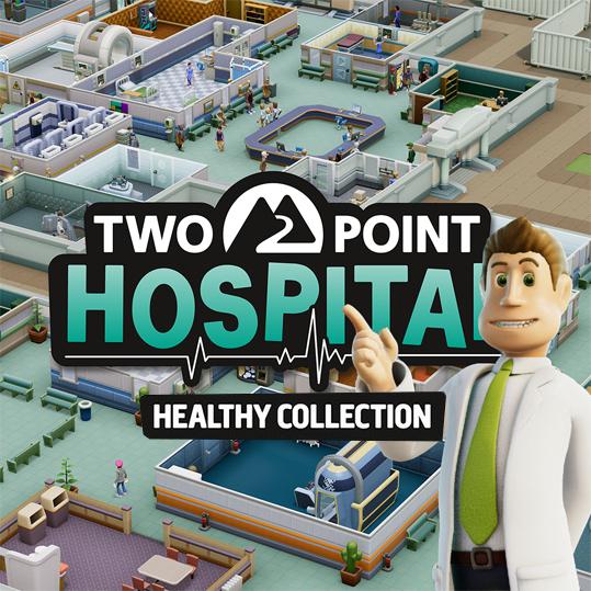 Two Point Hospital: Healthy Collection: Le Jeu + les 2 DLC sur PC (Dématérialisé)