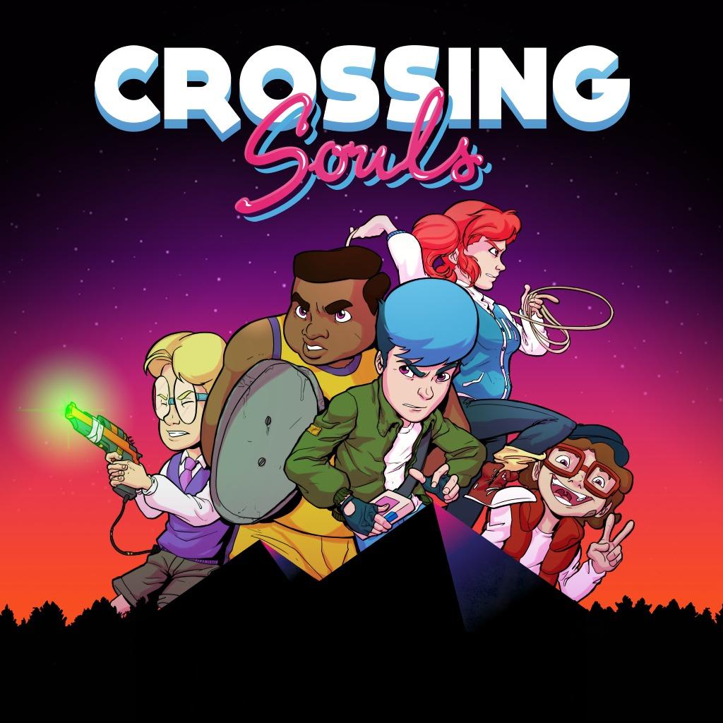 Crossing Souls sur PC (Dématérialisé - Steam)