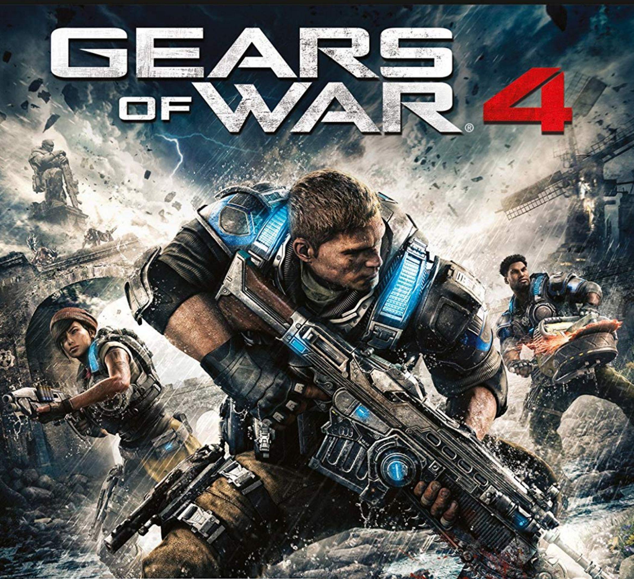 Gears of War 4 sur Xbox One / PC (Dématérialisé)