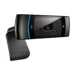 Webcam Logitech TV Cam C901 720p (Compatible avec les TV Panasonic, pour Skype)