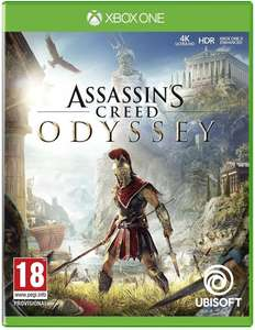 Assassin's Creed: Odyssey sur Xbox One