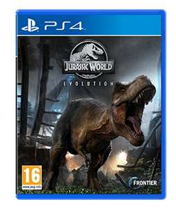 Jurassic World: Evolution sur PS4