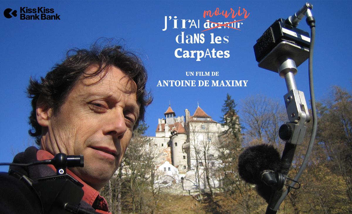 Rencontre avec Antoine de maximy, J'irai dormir chez Vous à Paris le 1er Juillet