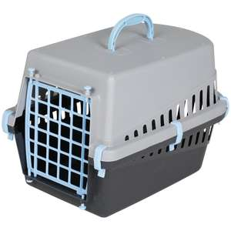 Box de transport pour animaux (Poids max 10 kg) - 50x33x32 cm, Coloris au choix