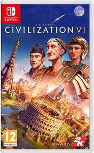 Sid Meier's Civilization VI sur Nintendo Switch