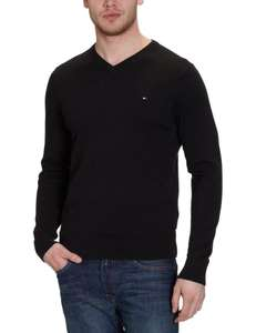 Pull Col En V Tommy Hilfiger Pacific - Homme (plusieurs tailles)