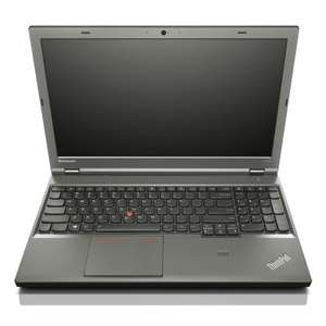 "PC Portable 15.6"" Lenovo Thinkpad T540p - HD, I5-4300M, 500Go, Windows 10 (Reconditionné - Garantie 1 An)"