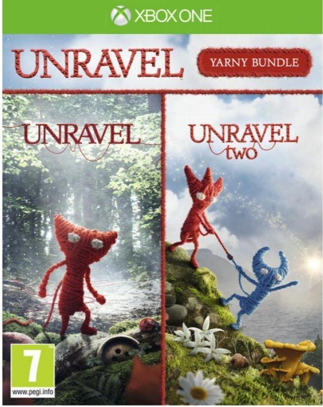 Unravel Yarny Bundle sur Xbox One et PS4 (Via l'Application)