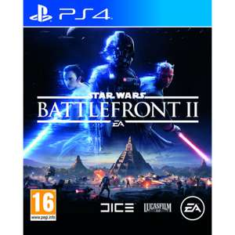Star Wars : Battlefront II sur PS4