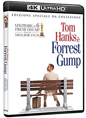 Blu-ray 4K Forrest Gump