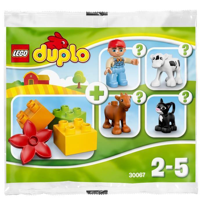 10 sachets Lego Duplo Farm