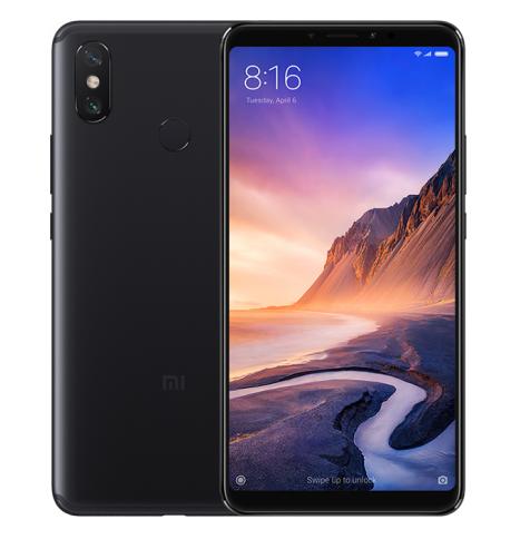 "Sélection de smartphones en promotion - Ex : Smartphone 6.9"" Xiaomi Mi Max 3 - 64 Go (via application et jeu)"