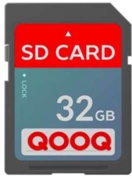 Carte SDHC Qooq Classe 10 - 32 Go
