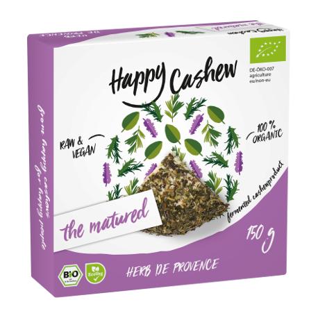 Produit Vegan à base de Cajou Fermentée Happy Cashew (150gr) - Marché Malin Montélimar (26)