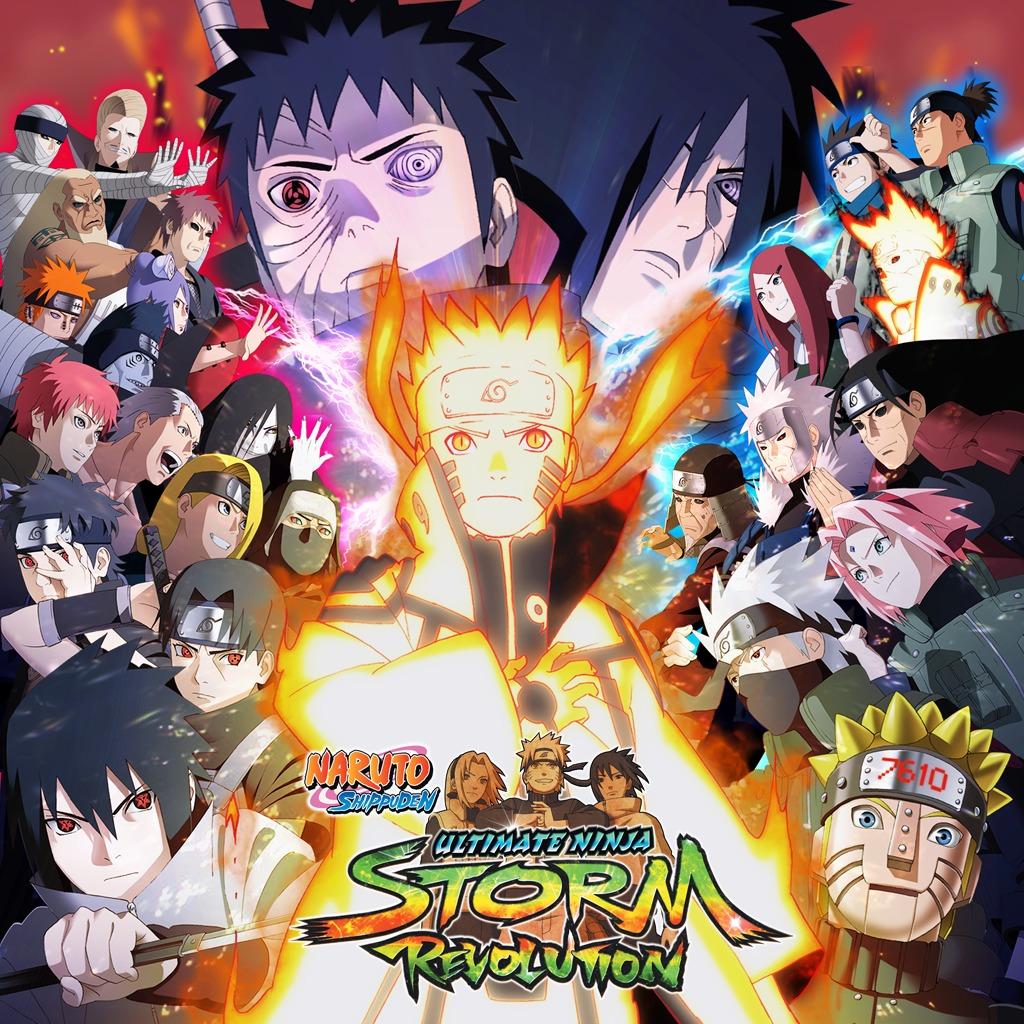 Sélection de jeux en promotion - Ex: Naruto Shippuden: Ultimate Ninja Storm Revolution sur PC (Dématérialisé)