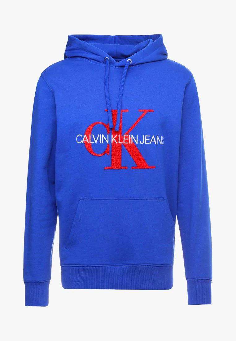 Sweat homme Calvin Klein à capuche