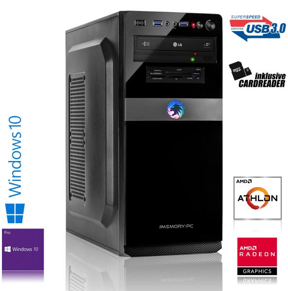 PC de bureau - AMD Ryzen 2300X, 8 Go de Ram, AMD RX 580 8 Go, 480 Go SSD+ WorldWarZ + The Division 2 (Dématérialisés)