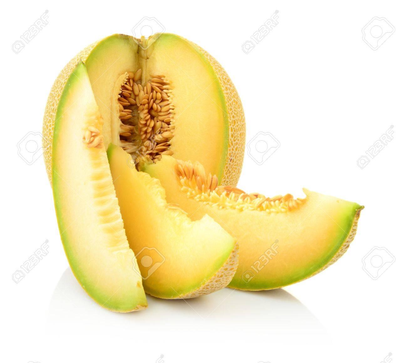 Melon Galia Catégorie 1 - Calibre 5, 1 Kg