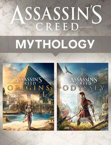 Pack de jeux Assassin's Creed Mythology : Assassin's Creed Odyssey + Origins sur PC (Dématérialisé, Uplay)