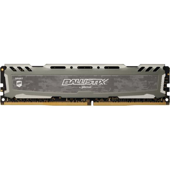 Barrette Mémoire RAM DDR4 Ballistix Sport LT 16 Go - 3000MHz, CL15