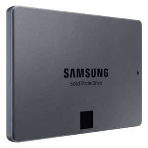 "SSD Interne 2.5"" Samsung  860 QVO 1 To + Adaptateur SSD / HDD 2,5"" à 3,5"" (Kit complet)"