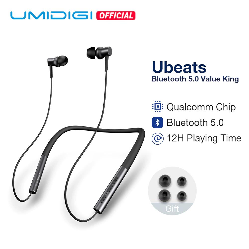 Écouteurs sans fil Umdigi Ubeats - Bluetooth 5.0