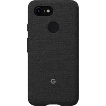 Coque officielle pour smartphone Google Pixel 3 ou 3 XL - Carbone