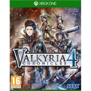 Valkyria Chronicles 4 sur PS4 & Xbox One