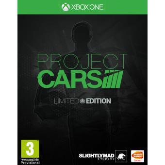 Project Cars Edition Limitée sur Xbox One