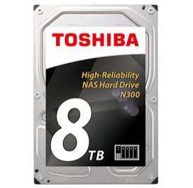 "Disque dur interne 3.5"" Toshiba N300 - 8To"