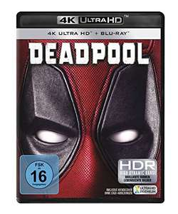 Blu-ray Deadpool - 4K (import Allemagne)