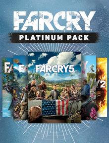 Far Cry Platinum Pack sur PC (Dématérialisé)