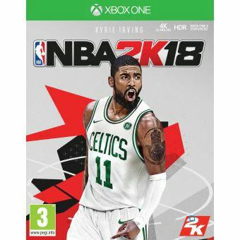 NBA 2K18 sur Xbox One