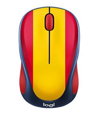 Souris sans fil Logitech M238 Fan Collection - Espagne