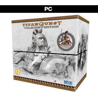 Titan Quest Edition Collector sur PC