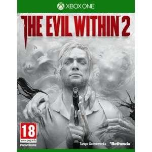 The Evil Within 2 sur Xbox One et PS4