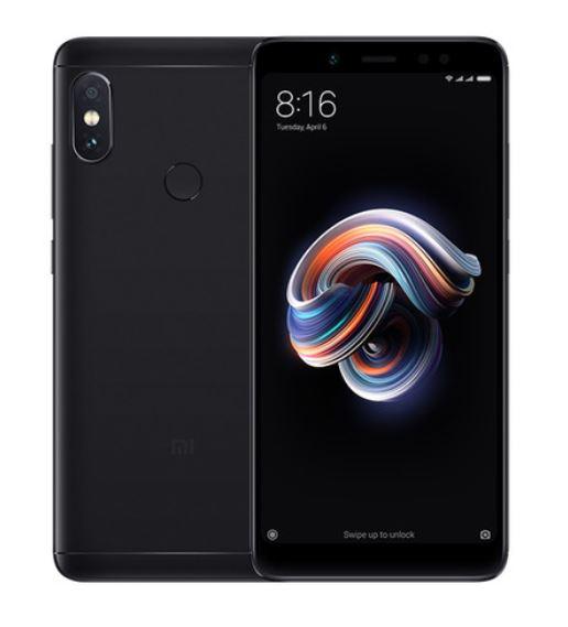 Smartphone Xiaomi Redmi Note 5 32 Go Dual Sim - Noir