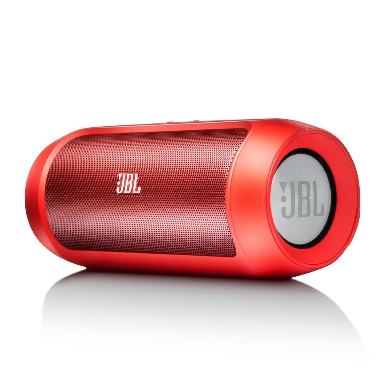 Enceinte nomade JBL Charge 2 Powerbank rouge