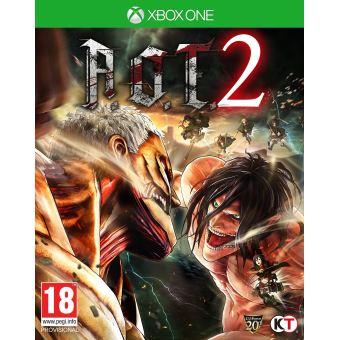 Jeu Attack On Titans (A.O.T) 2 sur Xbox One