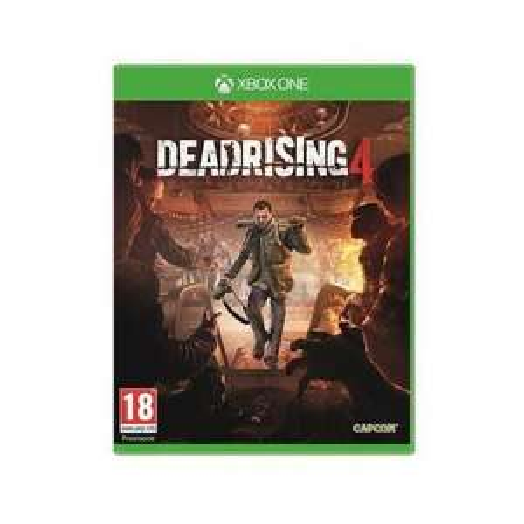 Dead Rising 4 sur Xbox One