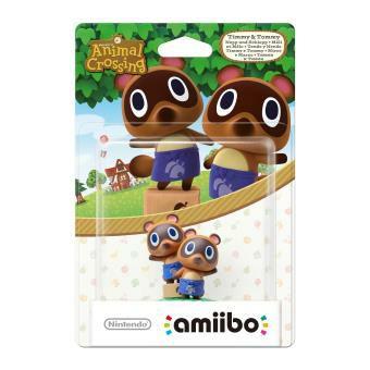 Figurine Amiibo Animal Crossing Méli et Mélo (vendeur tiers)